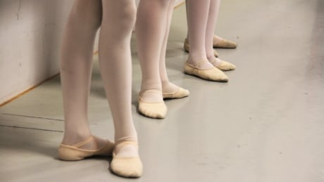 Ballet dancers feet national ballet school auditions