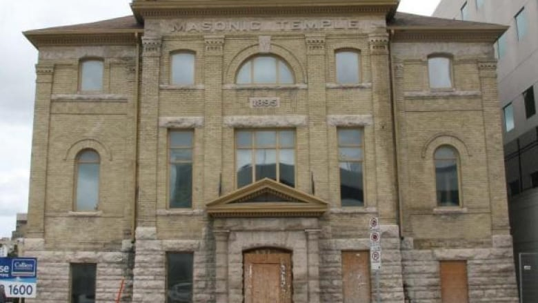 Winnipeg considers historic status for supposedly haunted