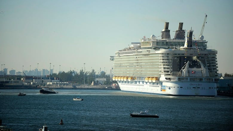 Norovirus outbreak sickens 277 on Royal Caribbean cruise