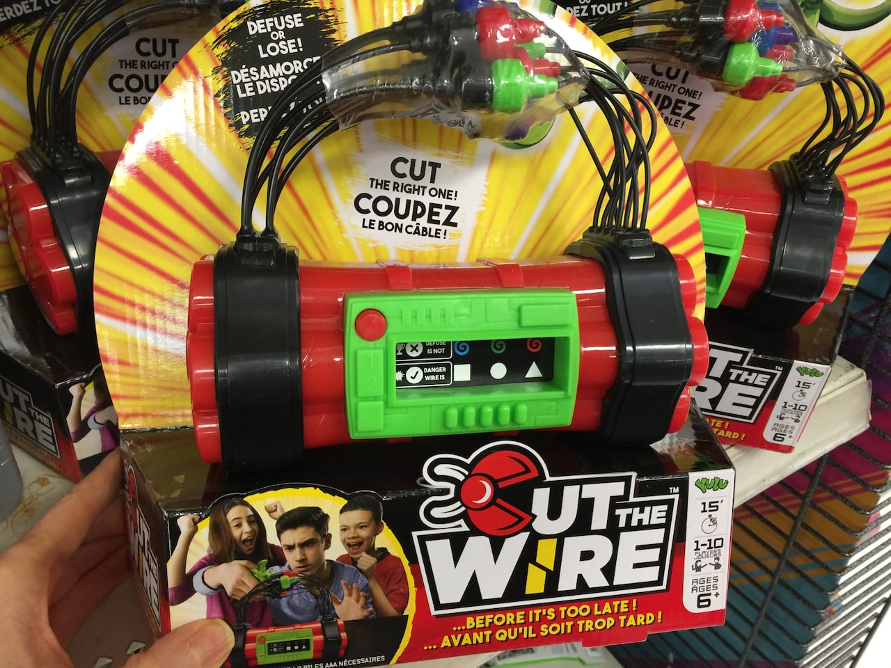 Walmart The Wire | Horrendous Bomb Defusing Game For Kids Sold At Walmart Offends Some
