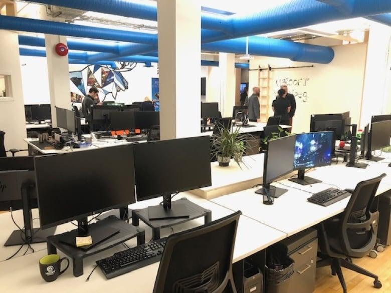 Video game developer Ubisoft unveils new Winnipeg studio