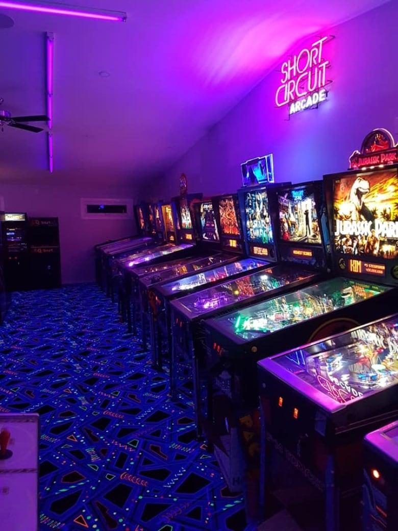 Short Circuit Arcade Is Home To More Than 100 Fully