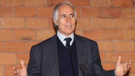 Giovanni Malago photo
