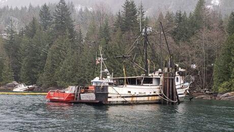 Darrell Bay boats