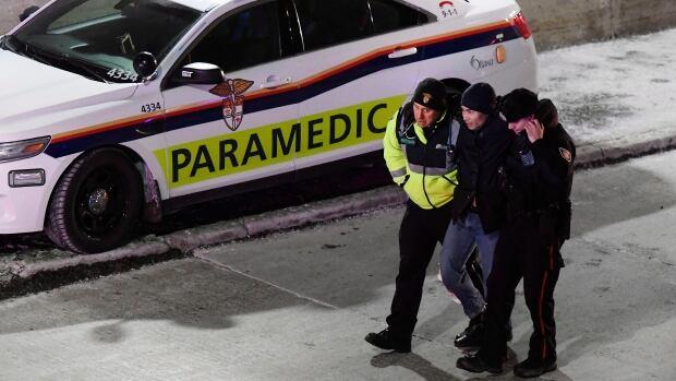 Witnesses recount horror of bus crash scene