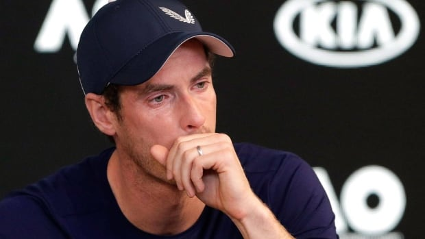 Tributes pouring in for tennis superstar following emotional news conference