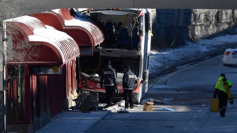 Transitway conditions ideal on afternoon of fatal crash, OC Transpo