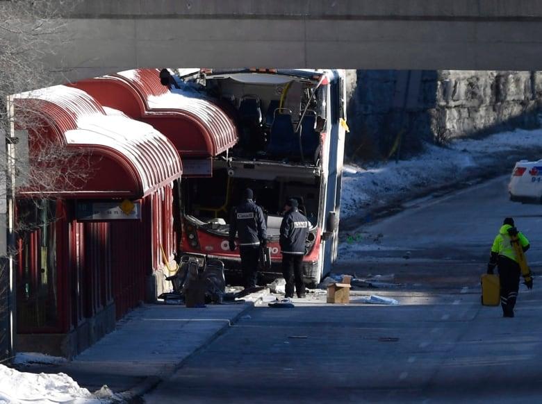 TSB to join investigation into fatal Ottawa bus crash | CBC News