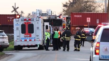truck collision delta