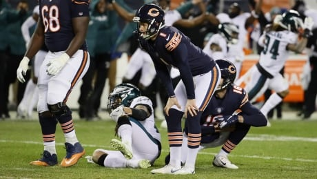 Chicagoans try the Cody Parkey challenge — and fail miserably