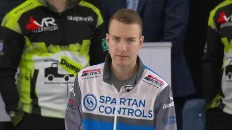 Grand Slam of Curling Canadian Open Men's Final