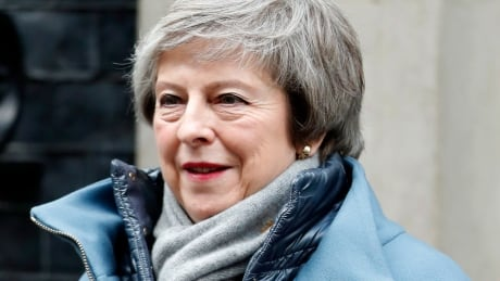 Theresa May trying to win support for Brexit deal ahead of key vote
