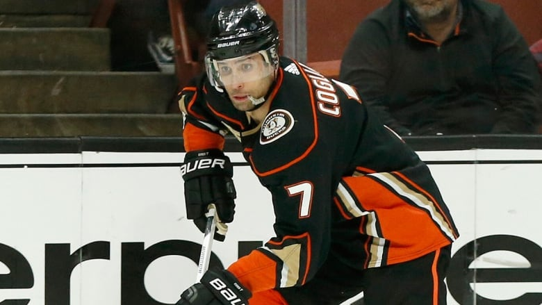 Stars Acquire Andrew Cogliano From Ducks to Add Experience