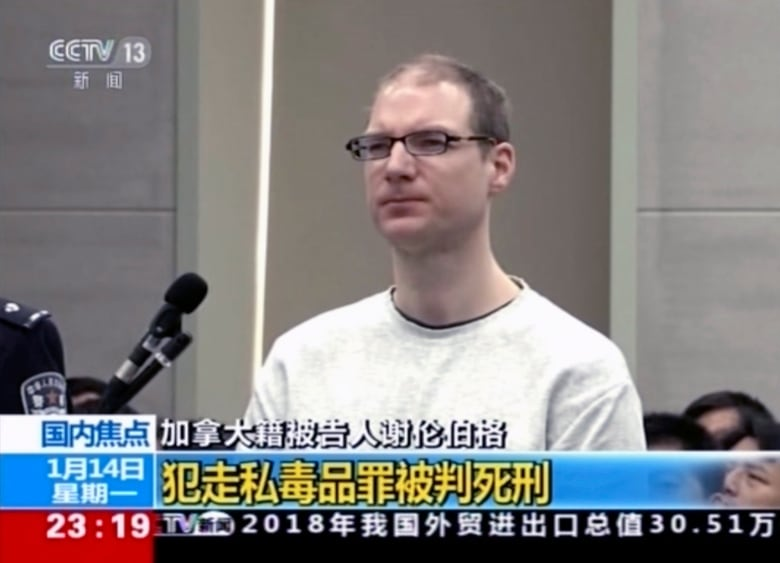 Canadians held in China face up to 4 hours a day of interrogation, ambassador says