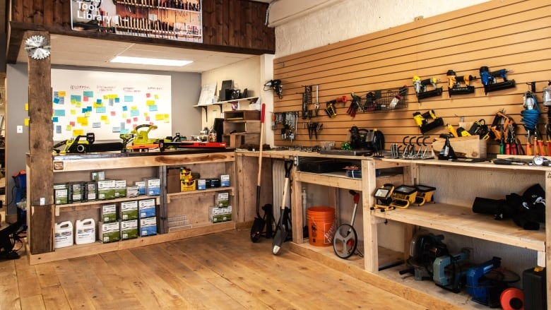 Saint John Tool Library Branches Out Into Renovations Cbc News