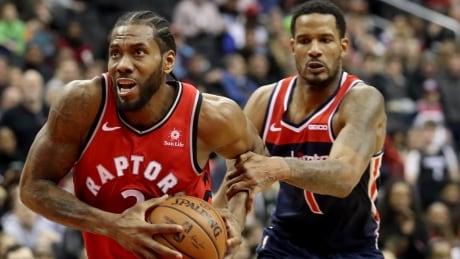Raptors' Leonard Eastern player of the week for 2nd time
