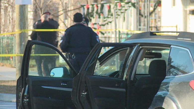 Police investigate after shots fired near Hillcrest School ...