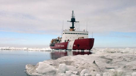 The magnetic north pole is moving, causing navigation issues