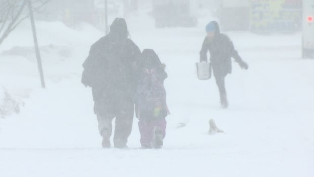 Extreme cold warning, snow continues across eastern Ontario