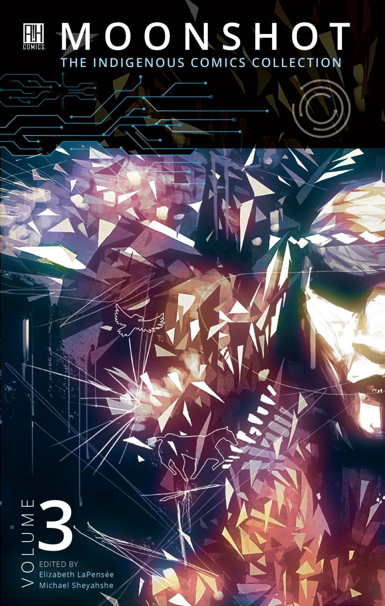 Space travel and parallel dimensions: Popular comic series does all-Indigenous futurisms volume