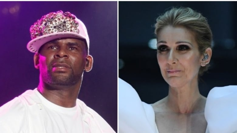 Céline Dion pulling R  Kelly duet from streaming services