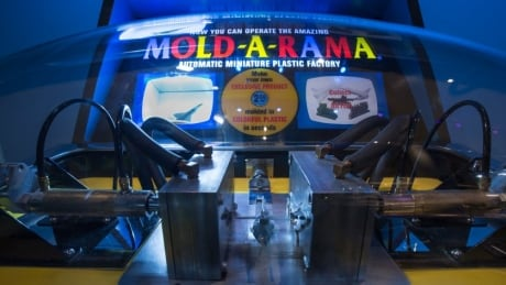 Mold-a-Rama drama: B.C. company sued over role in modifying vintage machines
