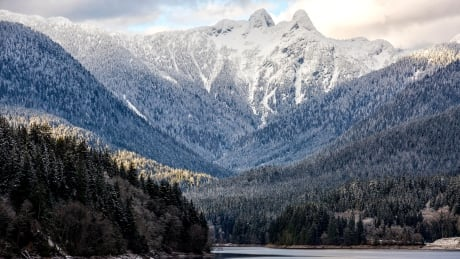 Top 5 places to photograph Vancouver's snow-covered mountains on a crisp winter day