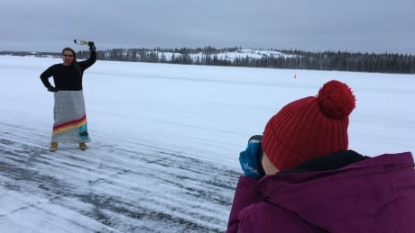 'Essential to our way of living': N.W.T. woman launches Water is Life photo project