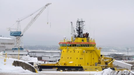 Business group wants National Shipbuilding Strategy reopened for Quebec shipyard