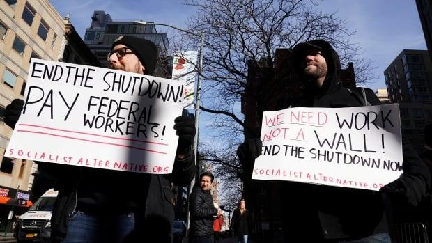 U.S. government's partial shutdown takes economic toll as ...