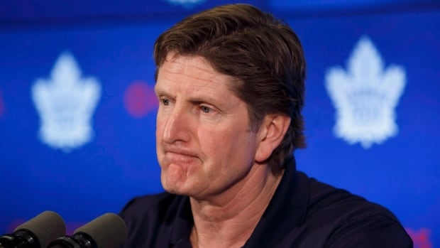 Mike Babcock shakes up forward lines at Leafs' practice