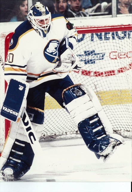 Clint Malarchuk Suffered A Horrific Sporting Injury But Ptsd Put