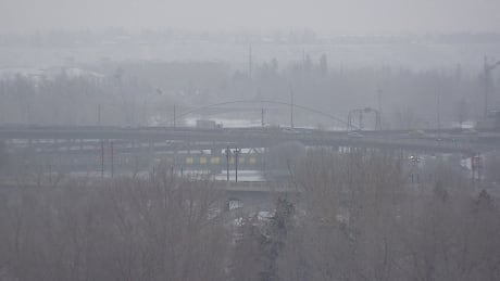 'Near zero visibility' in Calgary, parts of southern Alberta  brings more fog advisories