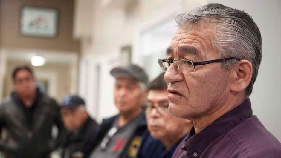 cbc.ca - Chantelle Bellrichard - B.C. First Nations leaders lend their support to Wet'suwet'en hereditary chiefs at Smithers rally