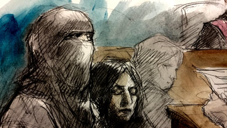 Woman found guilty of terror charges in Canadian Tire attack