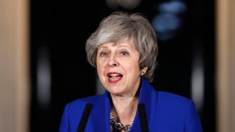 U.K.'s Theresa May survives confidence vote sparked by Brexit deal defeat