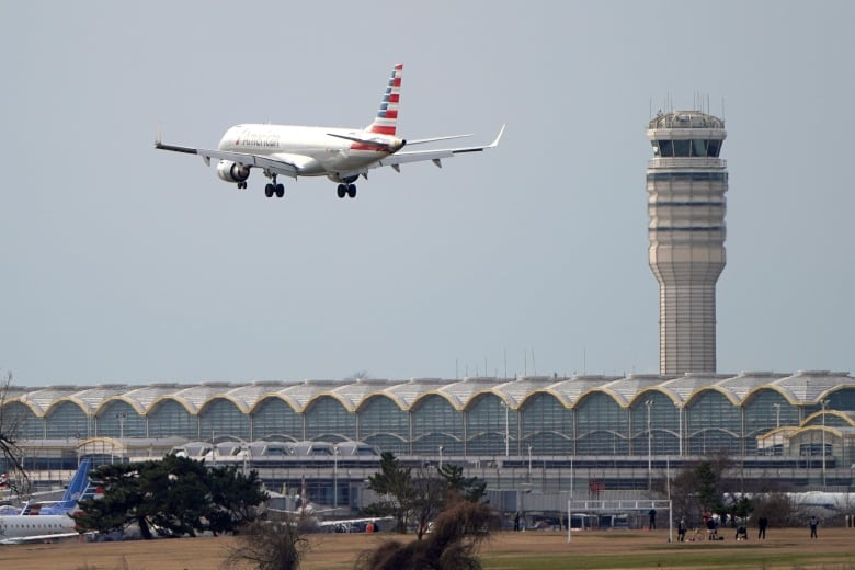 The price to pay': Inside a D C  airport as the U S