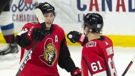 New dad Duchene leads Senators to convincing win over former team Avalanche