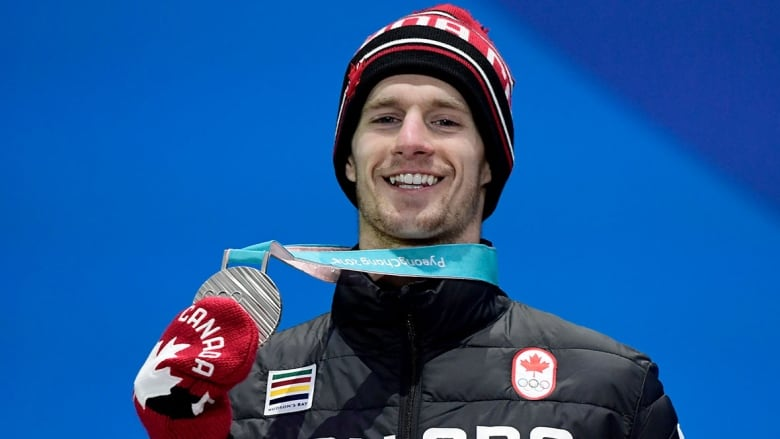 Canadian snowboarder Max Parrot diagnosed with Hodgkin's