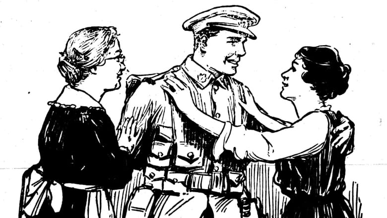 1919 Project Explores The Return Of Soldiers To P E I Cbc News