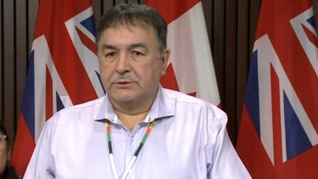 Re-elected Fort William First Nation chief says he'll focus on job creation