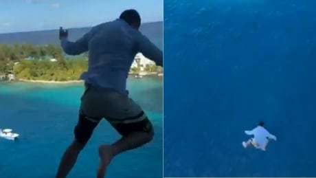 Company issues lifetime ban after Washington state man jumps from cruise ship