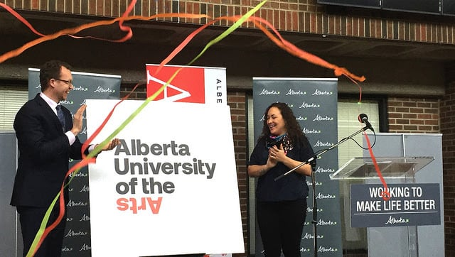 After 92 Years Alberta College Of Arts And Design Gets New