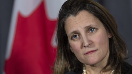 Heed travel warnings, Freeland says, as Canadians face detention and death abroad