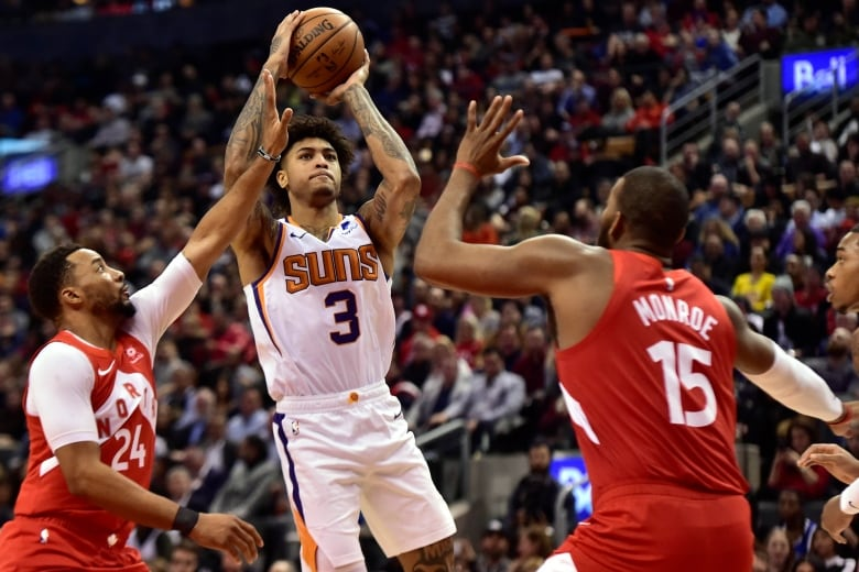 Phoenix Suns vs. Toronto Raptors, 1/17/19 NBA Predictions & Odds