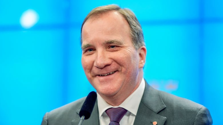 Swedish parliament confirms Stefan Lofven as PM, ending deadlock