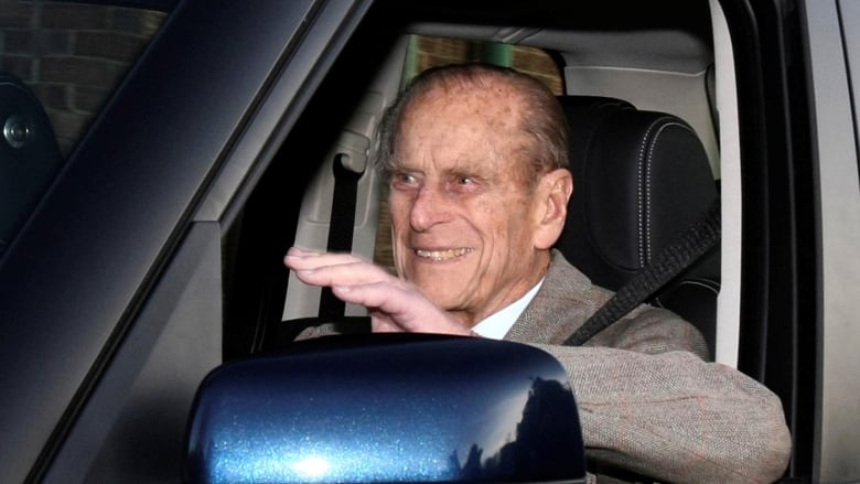 Prince Philip spotted driving again 48 HOURS after horror crash