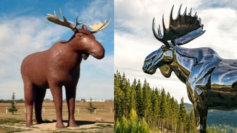 Moose Jaw wants to challenge Norway for tallest moose statue title