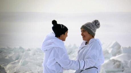 'It's a huge thing': Film starring 2 Nunavik teens screening at Sundance Film Festival
