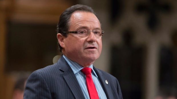 Kitchener-Conestoga MP Harold Albrecht suffers minor stroke